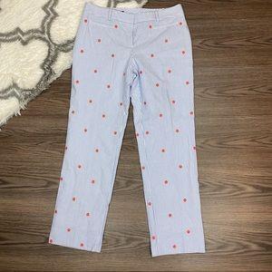 Brooks Brothers Seersucker Clam Pants Size 6